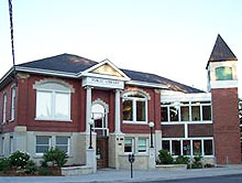 Port Hope Library
